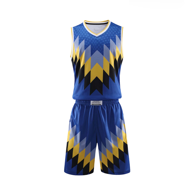 Benutzerdefinierte Polyester Basketball Jersey neue Stil Basketball Jersey Kind Basketball Uniform