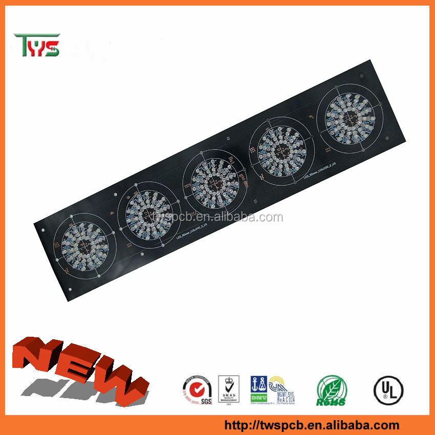 Aluminum Flashlight Led Pcb Circuit Board With High Quality