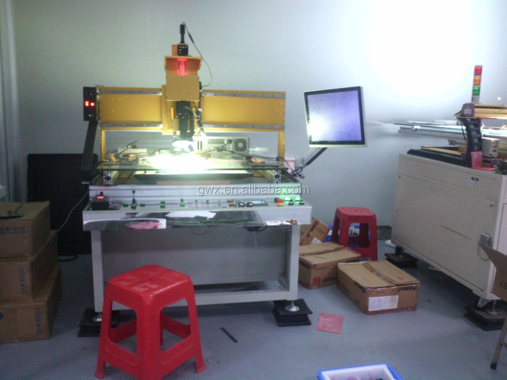6100e5d189bc0d laser repair machine for LCD panel color lines and bright spot TV screen  repairing machine