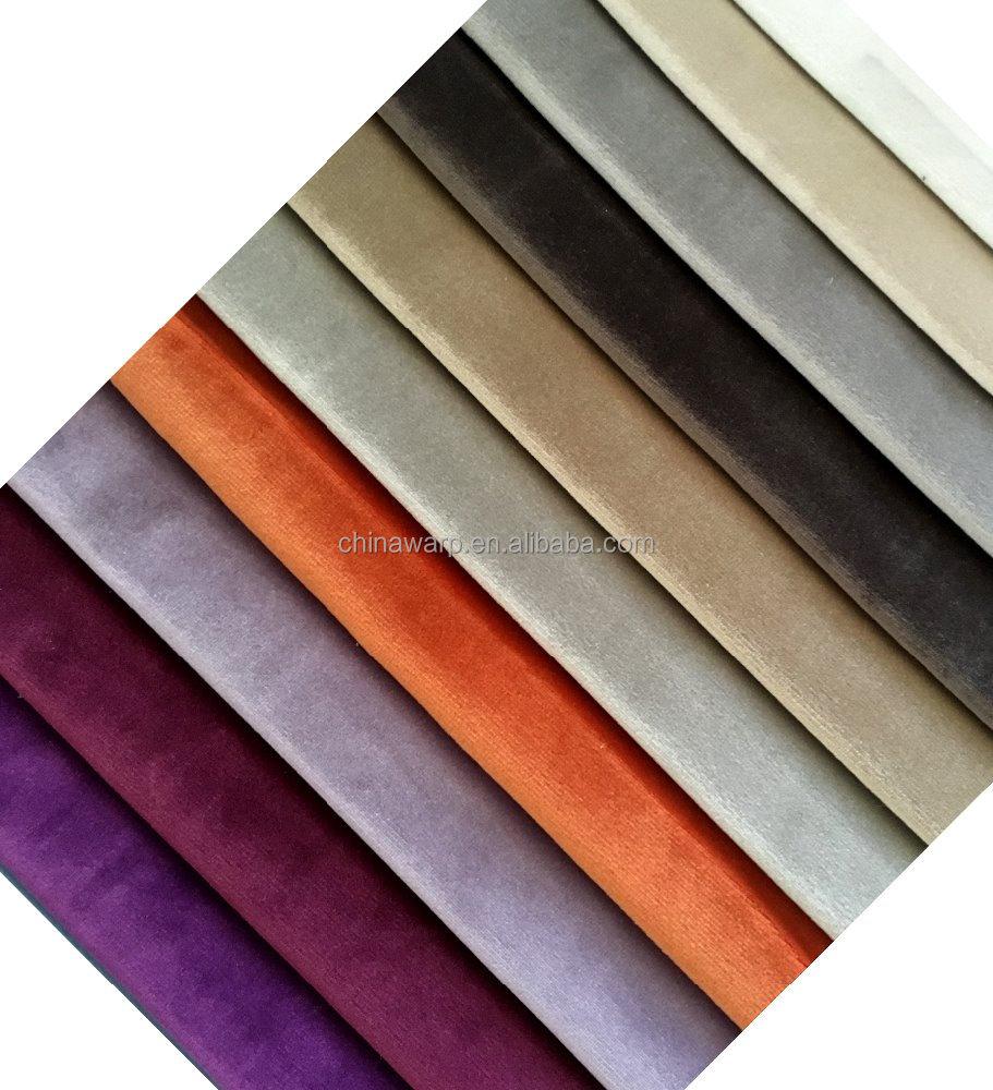 2016 nouvellement con u velours d 39 ameublement tissu fran ais velours pour canap tissu tissu. Black Bedroom Furniture Sets. Home Design Ideas