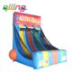 New fashion Rugby Sports Game large inflatable basketball hoop