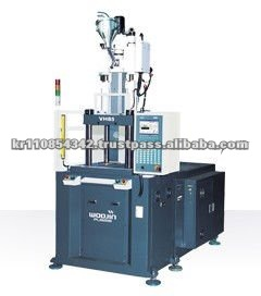 Servo and Automatic Vertical Plastic Injection Molding Machine