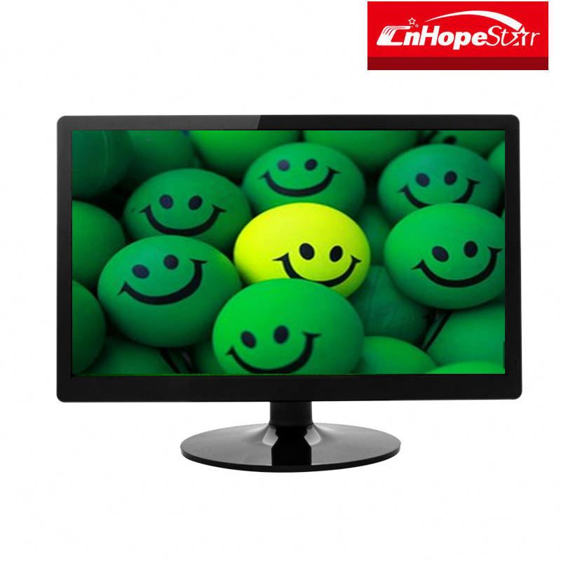 Good price 10 12 14 15 17 19 22 24 27 inch cheap 21.5 inch white color lcd monitor
