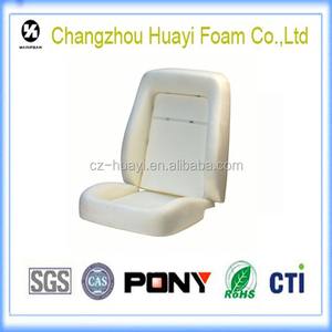 pu foam for car seats molded foam