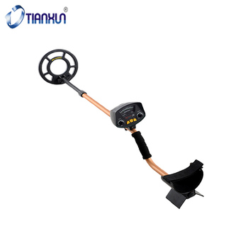 Portable gold detector treasure hunter underground metal detector MD-3009II