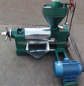 peanut oil machine diesel engine or electric screw press cold oil press