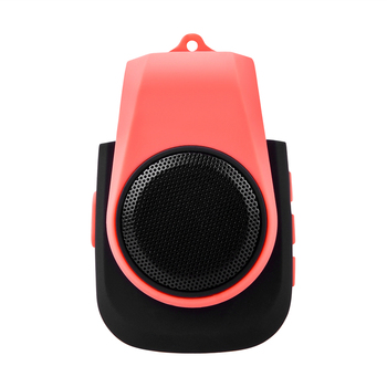 Portable Wireless Speaker with Bulit-in USB Flash Drive and Microphone 3W 800mAh MP3 Player