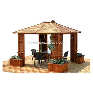 sales girl sun-shade outdoor gazebo pavilion