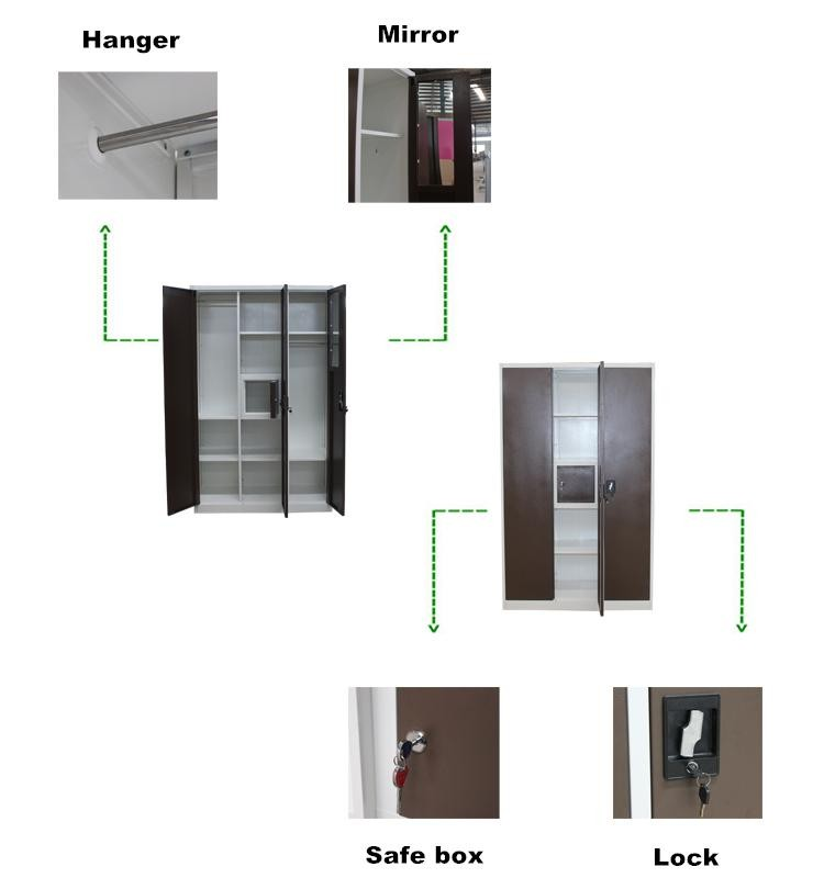 Low Price Home Furniture Design Germany Style Clothes Storage ...