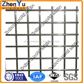 Stainless Steel Welded Wire Mesh Fence Panel - Buy Welded Wire Mesh ...