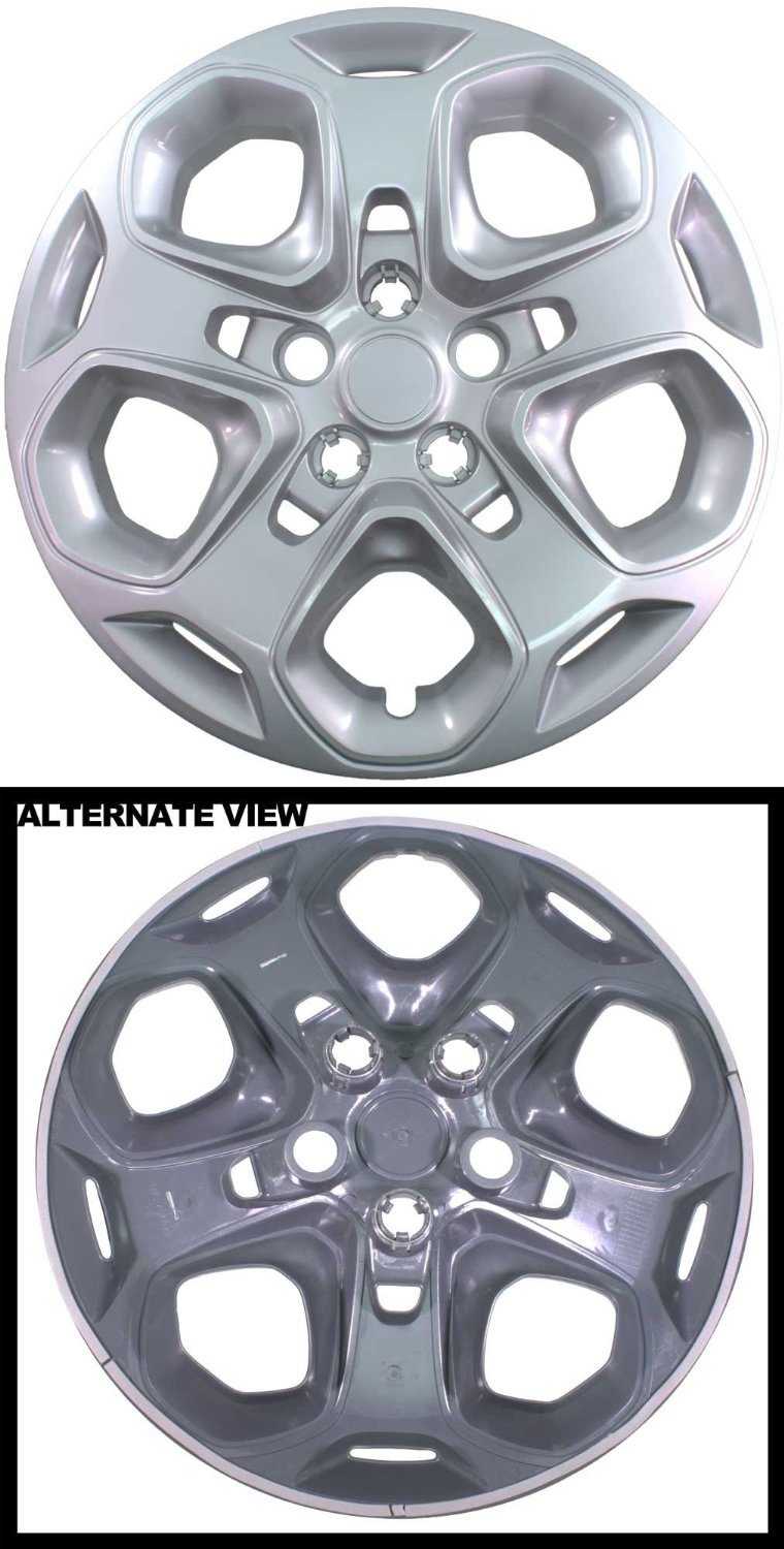 Apdty 021210 Wheel Cover Hub Cap Fits 17 Steel Wheels 2010 2017 Ford Fusion