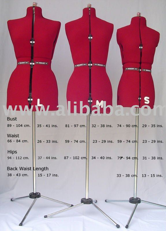 Adjustable Dress Form - Buy Adjustable Dress Form Product on ...