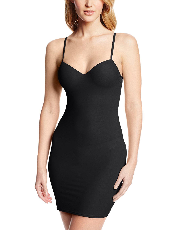 f46856db717b7 Get Quotations · HANRO Women s Allure Bra Bodydress