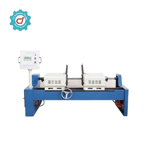 Automatic Feeding Pneumatic facing and chamfering beveling tube bar pipe chamfering machine