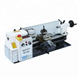 Mini hobby bench lathe machine for metal turning BT180