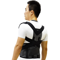 2019 Comfortable Posture Corrector For Men and Women Upper Back Brace For Thoracic Kyphosis and Shoulder Clavicle Support Device