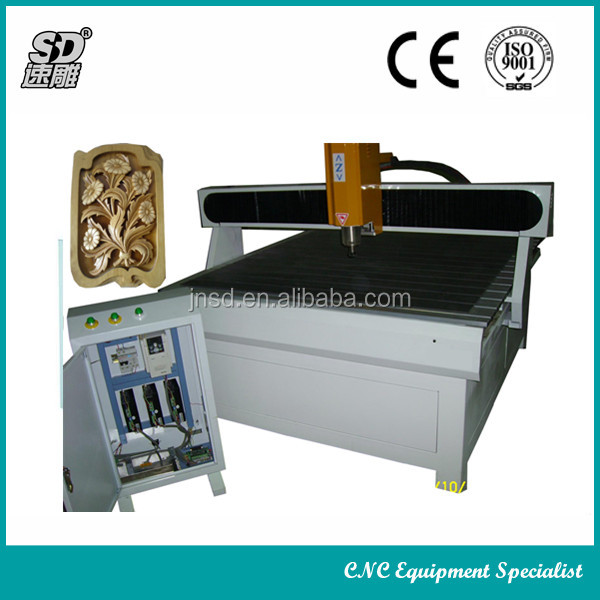 mini cnc router MDF board carving machine neon lights groove cutting router