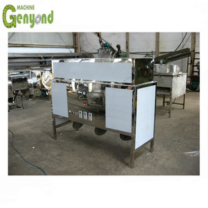 full auto garlic contiune peeling machine