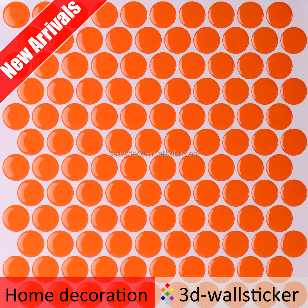 Wall art decor self adhesive vinyl gel wall tile stencils for wall covering ideas