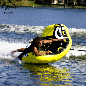 Inflatable Water Sports Towable Flying Ski Tube Sea Jet Water Ski
