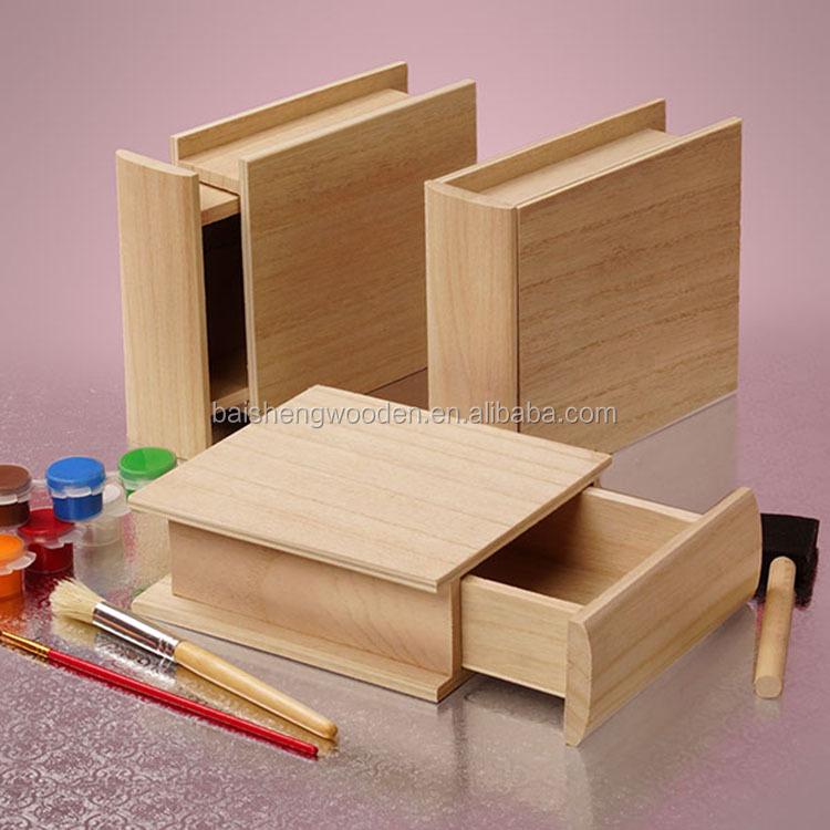 Japanese Paulownia Wood Boxes Japanese Paulownia Wood Boxes