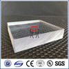 transparent/clear 12mm/14mm/15mm/16mm thick pc solid sheet plastic polycarbonate panel