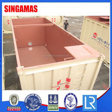 Container Mobile Water Treatment Plant