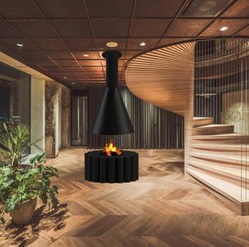 Decorative Wood Stoves Insert Modern Wood Heater Hanging Wood Burning Stove Buy Hanging Wood Burning Stove Decorative Wood Stoves Modern Wood Heater Product On Alibaba Com