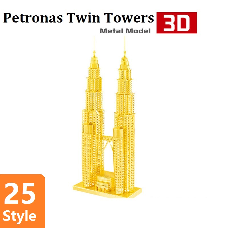 Twin Towers Toys 120