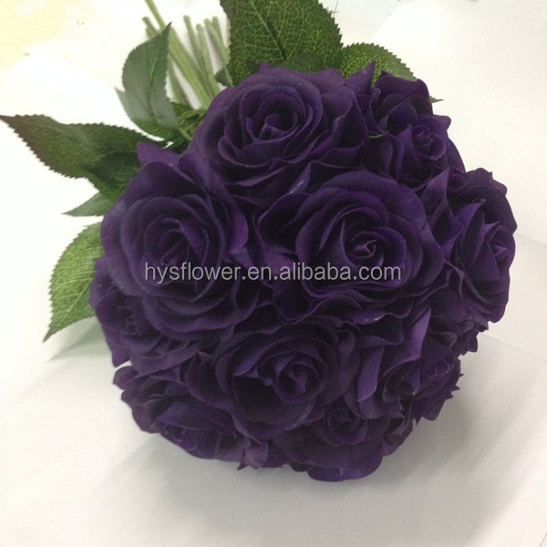 Newest natural touch small dark purple rose for wedding decoration newest natural touch small dark purple rose for wedding decorationartificial flowersingle rose flower buy rose flowerwedding flowerflower rose product mightylinksfo