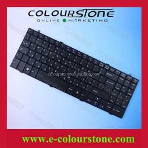 Original Brand New Hebrew Keyboard For LG R380 MP-0916HB-920