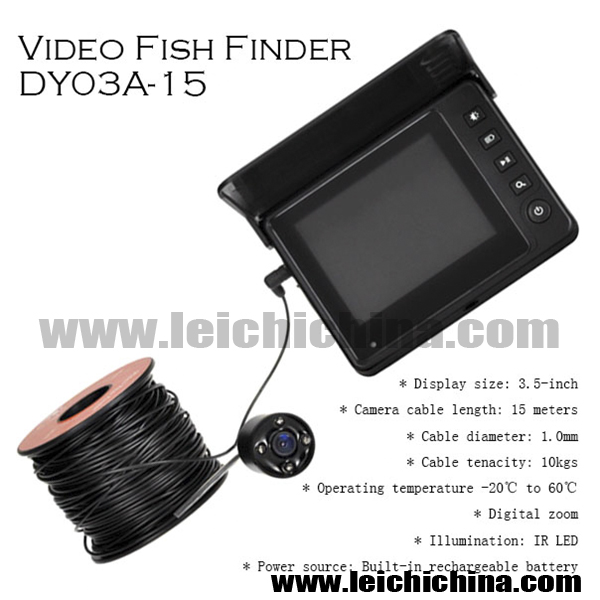 Quality Video fish finder