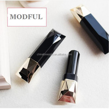 lipstick tube packaging pointed diamond tube make your own lipstick tube