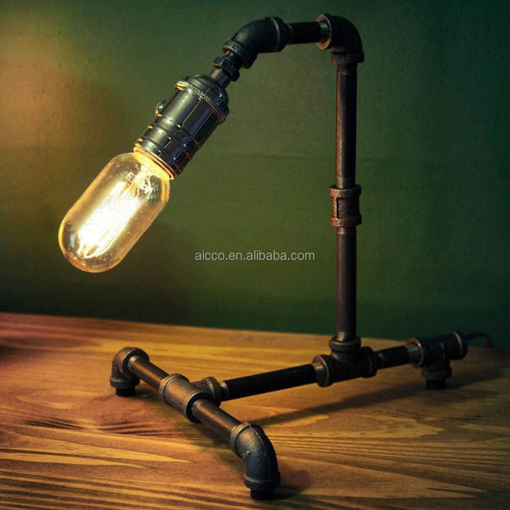 China Supplier Vintage Industrial Decorative Lighting With Edison ...