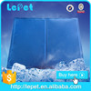 50x40cm new large cool pet mat gel dog cat cooling bed blue pad cold