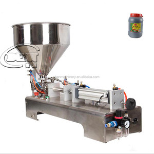 CE ISO gum paste flower filling machine