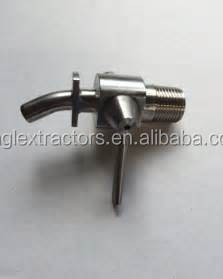 stainless steel sanitary Beer Wine Tank Triclamp Sampling Plug Valve