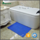 Good quality eva blue no slip bath shower stall mat