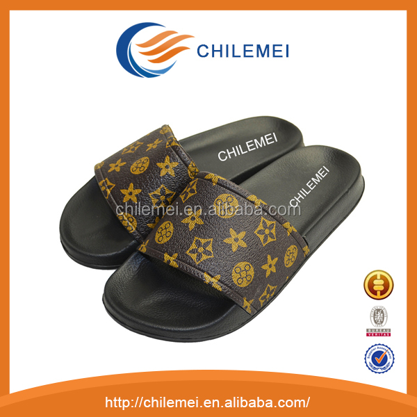 Made In China New Model Men Slipper Latest Men Slippers Shoes and Sandals