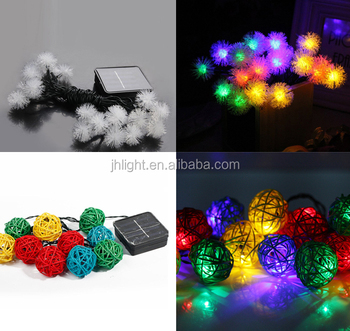 solar led string lights christmas trees decorated wedding table tree centerpieces