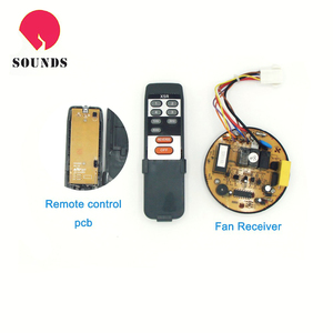 Customized PCBA Design Services for IR ceiling fan remote control