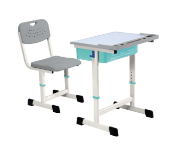 Low Price China School Table Furniture Classroom Kids Reading Chair Tables With High Quality