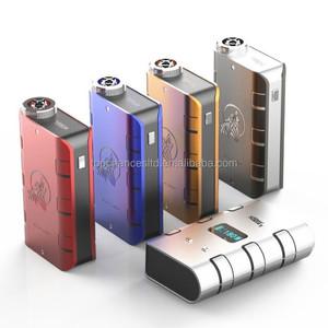 2014 new Smy mechanical mod God 180 mod 180w box mod with huge vapor