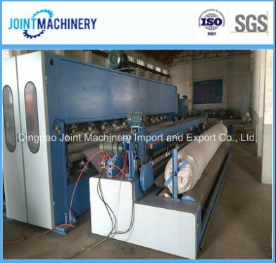 New Designed Needle Punching Machine for Nonwoven Felt