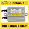 canbus X5 hid ballast 18 months warranty high quality low price china manufacturer