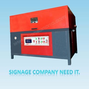 vaccum forming machine for signage business