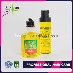 Wholesale organic essential hair oil high quality natural hair care product keratin