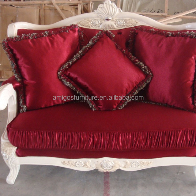 2015 Arab Antique Sofa Styles, Large Wedding Leather Sofa