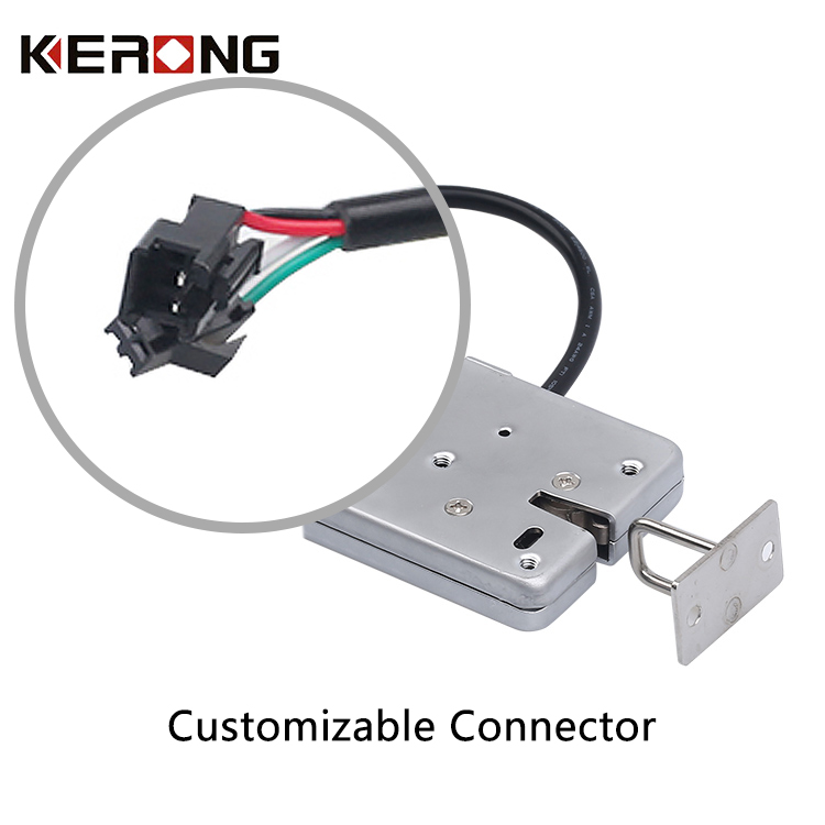 KERONG High Security Mechanical Electronic Lock for Safes Parts