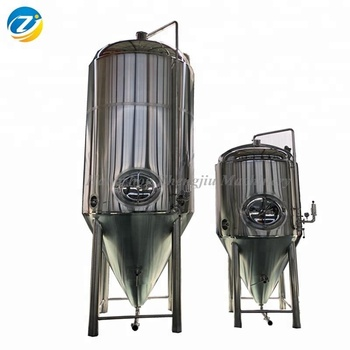 Beer fermenter stainless storage tank fermenter conical